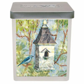 LANG Garden Birdhouse Large Jar Candle - 23.5 Oz