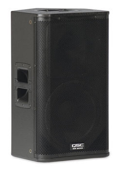 QSC KW122 Loudspeaker Powered PA Speaker- Used