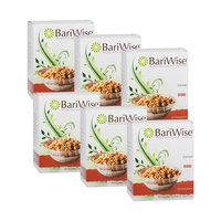 BariWise Low-Carb High Protein Diet Cereal - 15g Protein Per Serving - Sugar Free Cinnamon Flavored Cereal - 6 Box Value-Pack (Save 10%)