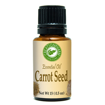 Creation Pharm Carrot Seed Essential Oil 15ml (0.5oz)