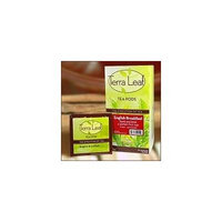 Terra Leaf English Breakfast Tea Pods-2 Pack-36 Tea Pods Total