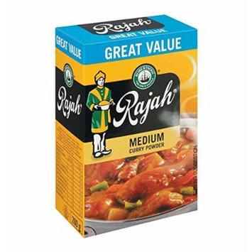 Rajah Medium Curry Powder 100 g (Pack of 5)