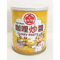 Bull Head Curry Paste, 26 Ounce, Pack of 1