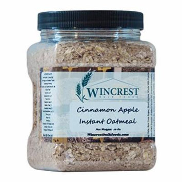 Cinnamon Apple Instant Oatmeal - 1 Lb Tub