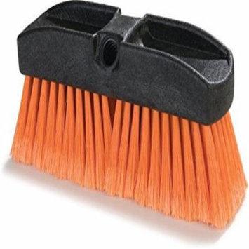 Carlisle 36122224 Flo-Thru Window Brush, Polystyrene Bristles, 2-1/2
