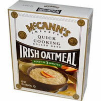 McCann's Irish Oatmeal, Quick Cooking, Rolled Oats, 16 oz (pack of 3)