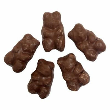 Milk Chocolate Covered Gummi Bears