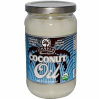 Jungle Products, Beyond Organic Coconut Oil, 14 oz (pack of 12)