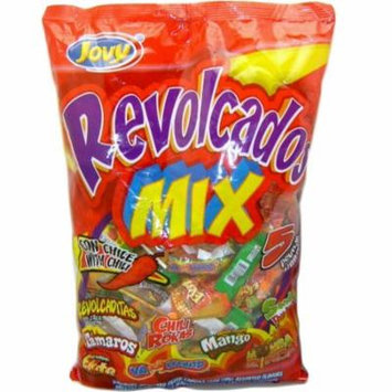 Mexican Candy Variety Pack - Jovy Revolcados Chile Mix Candy Bundle (5lbs)