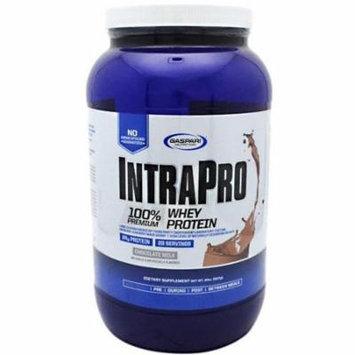 Gaspari Nutrition IntraPro 100% Premium Whey Protein, Chocolate Milk, 2 Lb