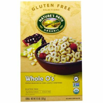 Nature's Path, Whole O's Cereal, 11.5 oz (pack of 1)