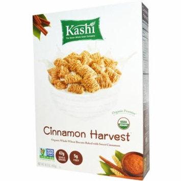 Kashi, Cinnamon Harvest Cereal, 16.3 oz (pack of 3)