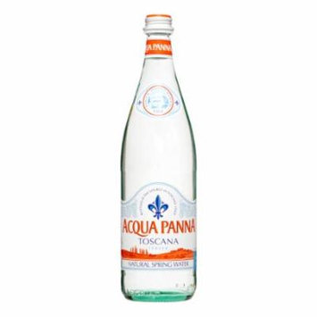 Acqua Panna Natural Spring Water, 25.3 Fl Oz, 12 Count