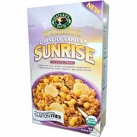 Nature's Path, Organic, Sunrise Crunchy Vanilla Cereal, Gluten Free, 10.6 oz (pack of 6)
