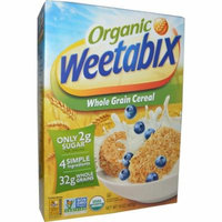 Weetabix, Organic, Whole Grain Cereal, 14 oz (pack of 12)