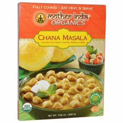Great Eastern Sun, Mother India Organics, Chana Masala, Hot Spicy, 10.6 oz (pack of 3)