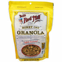 Bob's Red Mill, Honey Oat Granola, 12 oz (pack of 12)