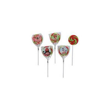 Rudolph the Red-Nosed Reindeer® Lollipops Pack of 2