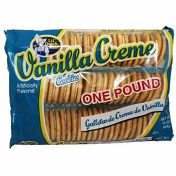 Lil Dutch Maid Vanilla Creme Cookies 13Oz