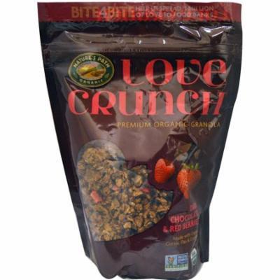 Nature's Path, Love Crunch, Premium Organic Granola, Dark Chocolate & Red Berries, 11.5 oz (pack of 1)