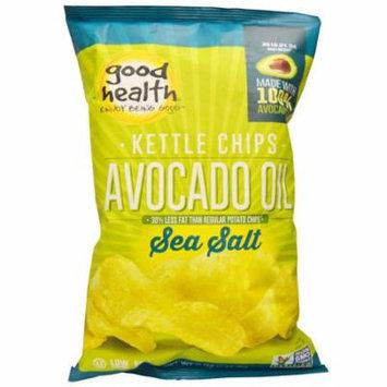 Good Health Natural Foods, Kettle Chips, Avocado Oil, Sea Salt, 5 oz (pack of 4)