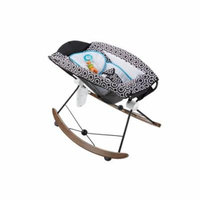 Fisher Price Jonathan Adler Deluxe Smart Connect Rock 'n Play Baby Sleeper Chair