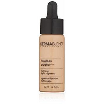 Dermablend Flawless Creator Liquid Foundation Makeup Drops, Oil-Free, Water-Free, 43W, 1 Fl. Oz.