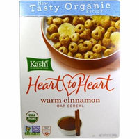 Kashi, Heart to Heart, Warm Cinnamon Oat Cereal, 12 oz (pack of 3)