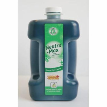 NeutraMax Super Concentrate Neutral Floor Cleaner 1:256 for PRO FLO Dispensing System - 80 oz (Case of 2)