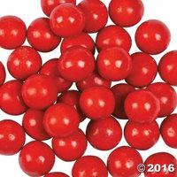 Red Medium Gumballs Pack of 1