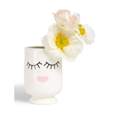 Celebrate Shop Graphic Bud Vase