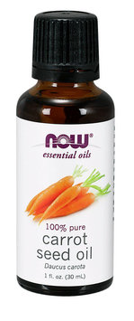 Carrot Seed Oil Now Foods 1 fl oz Oil