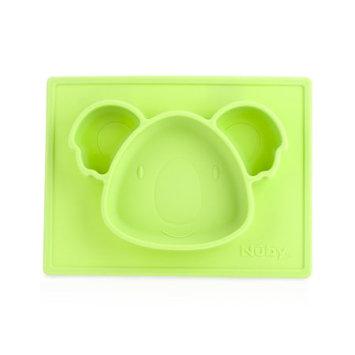 Luv N' Care, Ltd. Nuby Sure Grip Animal Placemat, Green Koala