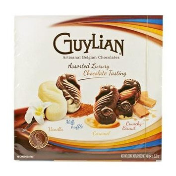 Guylian Guylian Artisanal Belgian Chocolate Sea Horses Assortment, 148G