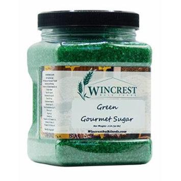 Extra Large Gourmet Sanding Sugar (Green)