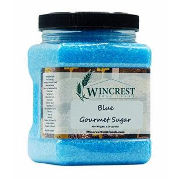 Extra Large Gourmet Sanding Sugar (Blue)