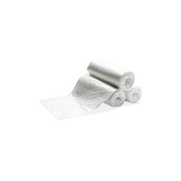 Her Z4833RNR01 24 x 33 High-Density Coreless Roll Natural Can Liners - 12-16 gal.44; 6 mic.