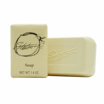 Stetson By Coty Mens Soap With Travel Case 1.4 Oz + Beyond BodiHeat Patch, 1 Ct