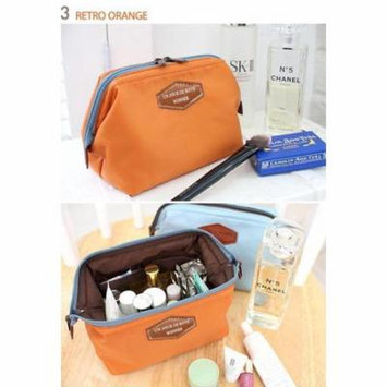 Travel Cosmetic Makeup Bag Case Toiletry Holder Organizer Pouch Portable RYSTE