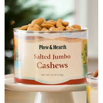 Jumbo Cashews - Salted, Honey Toasted Or Chocolate Covered, Salted