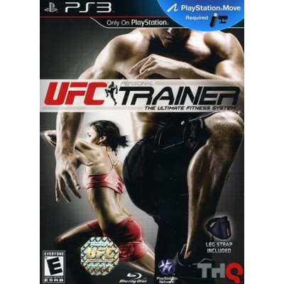 UFC Personal Trainer: The Ultimate Fitness System (Playstation 3)