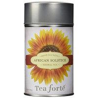 Tea Forte Loose Tea Canister-African Solstice, 3.5 oz, 50 servings