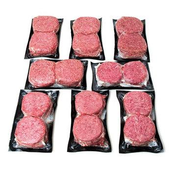 Nebraska Star Beef Angus Beef Gift Package, Burger [Burger]