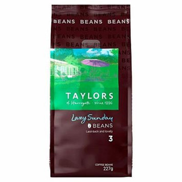 Taylors of Harrogate Lazy Sunday Whole Coffee Beans 227 G (Pack Of 3)