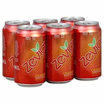 Zevia Natural Zero Calorie Orange 72.0 FO(Pack of 4)