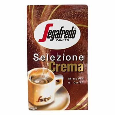 Segafredo - Selezione Crema Beans - Bag of 500gr/17.64oz