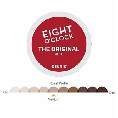 Eight O'Clock Coffee Keurig Single-Serve K-Cup Pods, The Original Medium Roast Coffee (Original, 108 Count)