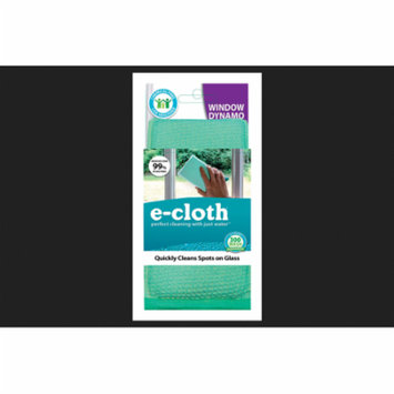 e-cloth WindowDynamo Microfiber Cleaning Cloth 3-1/2 in. W x 6-1/2 in. L 1 pk