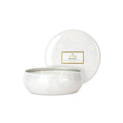 Voluspa - Japonica Limited Edition 3 Wick Candle in Tin - Mokara