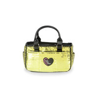 Green Sequin TGA Athletic Handbag - Green Handbag